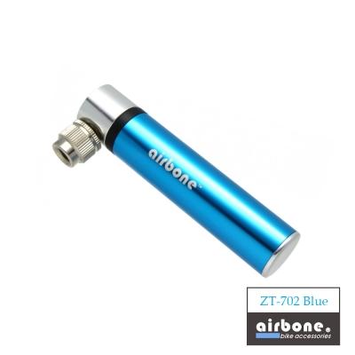 AIRBONE ZT-702 極緻迷你版 打氣筒 藍色