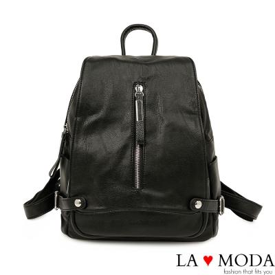 La Moda 輕旅行百搭多way背法大容量肩背後背包