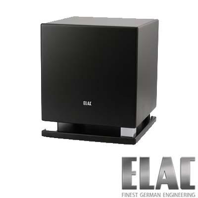 ELAC德國精品 超重低音揚聲器SUB 2030(SW黑色)-支