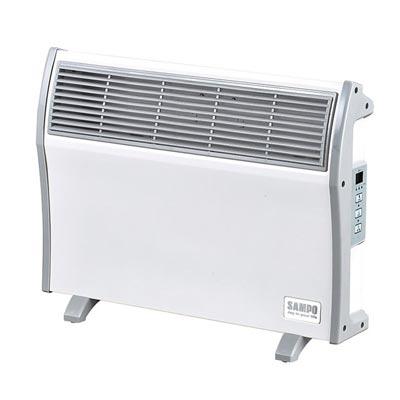 SAMPO聲寶-浴室臥房兩用微電腦電暖器-HX-F