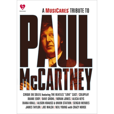 披頭四之愛-向保羅麥卡尼致敬 DVD