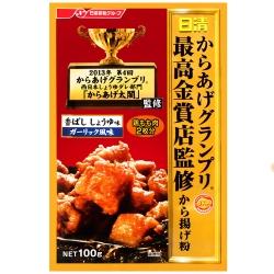 日清 最高金賞炸雞粉-醬油香蒜風味(100g)