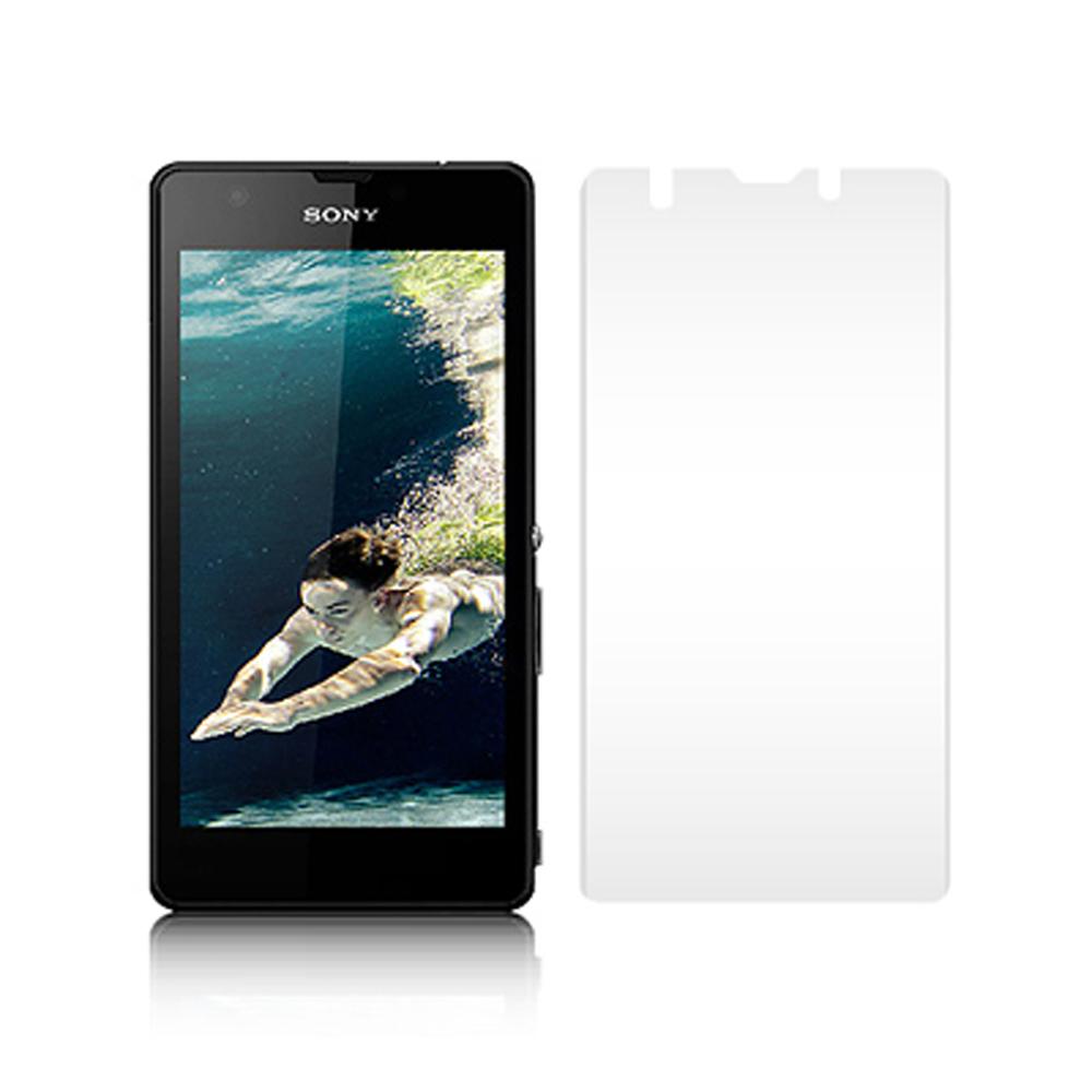 魔力 Sony Xperia ZR C5502 / M36h 高透光抗刮螢幕保護貼