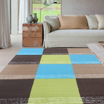 Ambience-比利時Luna 現代地毯--方陣(160x225cm).