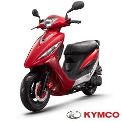KYMCO光陽機車 GP-125 質感風 碟煞(2017年