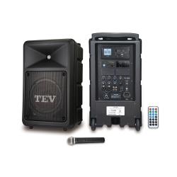 TEV 藍芽/USB/SD單頻無線擴音機 TA680i-1
