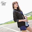 台灣品質.世界同布~夜跑反光條設計防曬運動外套.6色-OB大尺碼