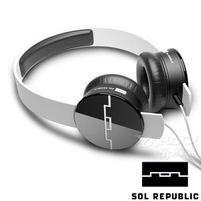 SOL REPUBLIC Tracks 頭戴式耳機 白色版