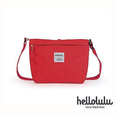 Hellolulu Cana隨身側背包-番茄紅