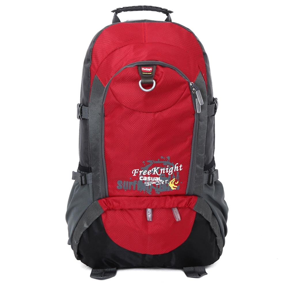 FK0392 RD紅色 時尚休閒/登山背包40L
