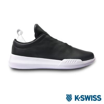 K-Swiss Gen-K Icon休閒運動鞋-男-黑/白