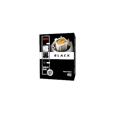 UCC 極黑濾掛式咖啡 8gx6包