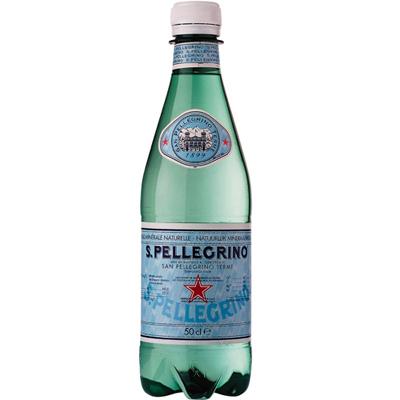 S.Pellegrino聖沛黎洛 氣泡礦泉水-寶特瓶(500mlx24入)