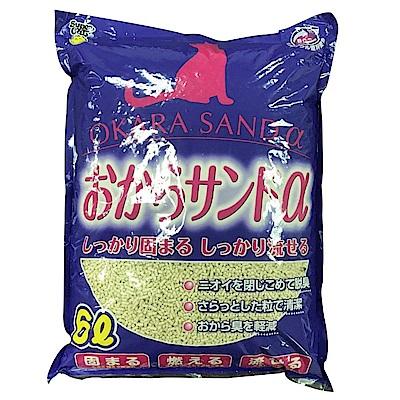 超級貓SUPER CAT 阿爾法環保豆腐砂 6L 三包組