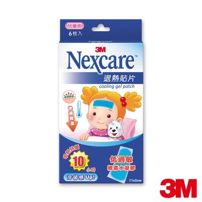 3M Nexcare 退熱貼片(6片裝)