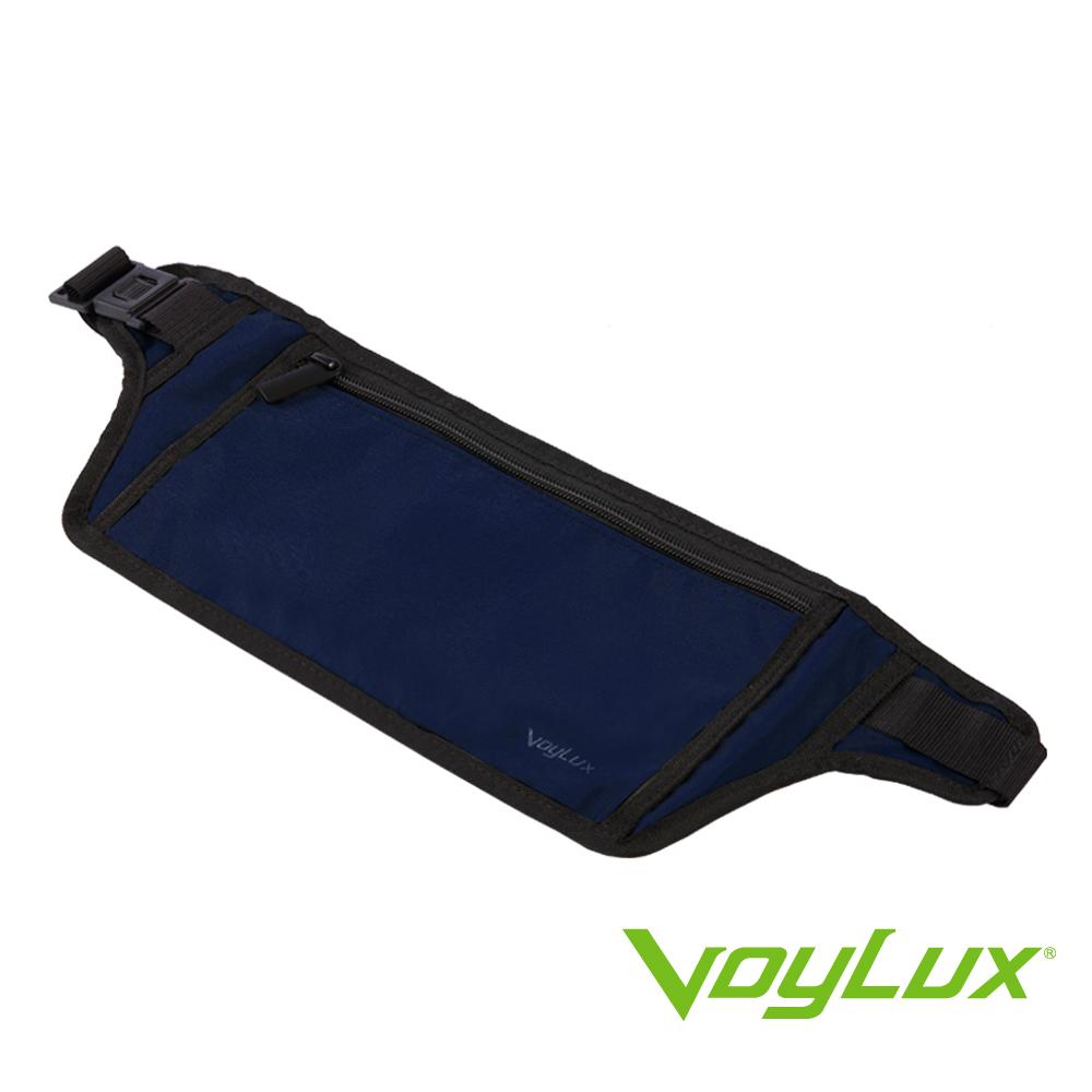 VoyLux 伯勒仕-頂級極緻系列 藍色 Pro 超服貼身防搶包-1680702