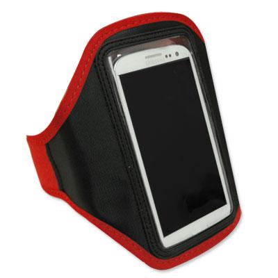 4.3吋以上手機 HTC Samsung Moto 專用簡約風運動臂套