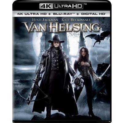 凡赫辛 4K UHD + BD 雙碟版  藍光 BD
