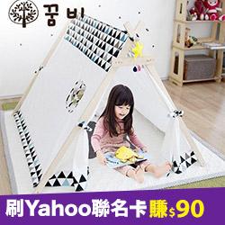 帳篷城堡+兒童地墊
