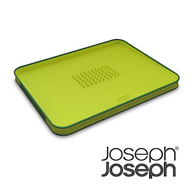 Joseph Joseph 好好切雙面傾斜砧板(大綠)