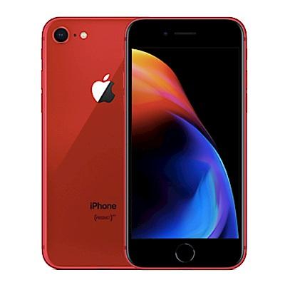 [無卡分期-12期]Apple iPhone 8 256G智慧手機-紅色