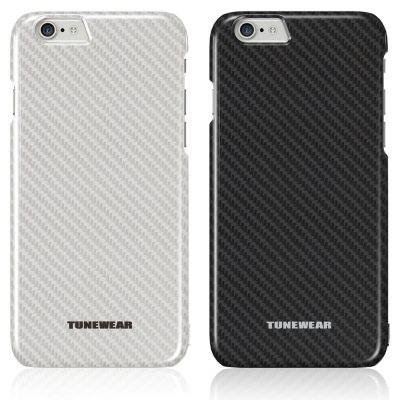 Tunewear Carbonlook iPhone6 Plus(5.5吋)保護...