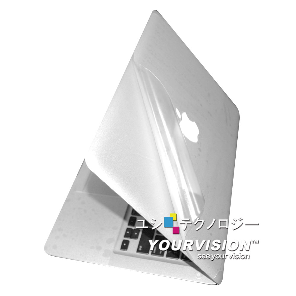 Apple MacBook Air 11.6吋專用超顯影機身保護貼
