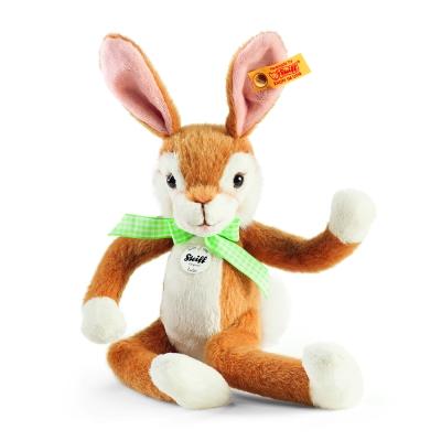 STEIFF德國精品泰迪熊 - Lula Rabbit 30cm (寵物樂園)