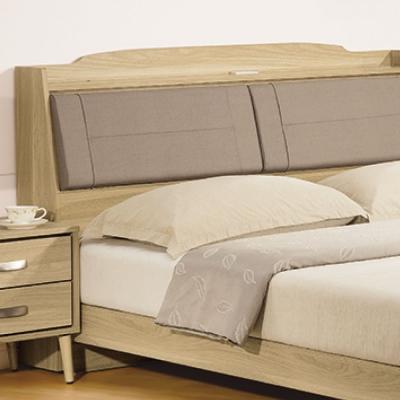 床頭箱 雙人加大6尺 伊爾莎被櫥式床頭 品家居