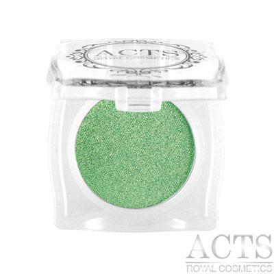 ACTS維詩彩妝 璀璨珠光眼影 晶亮黃綠4503