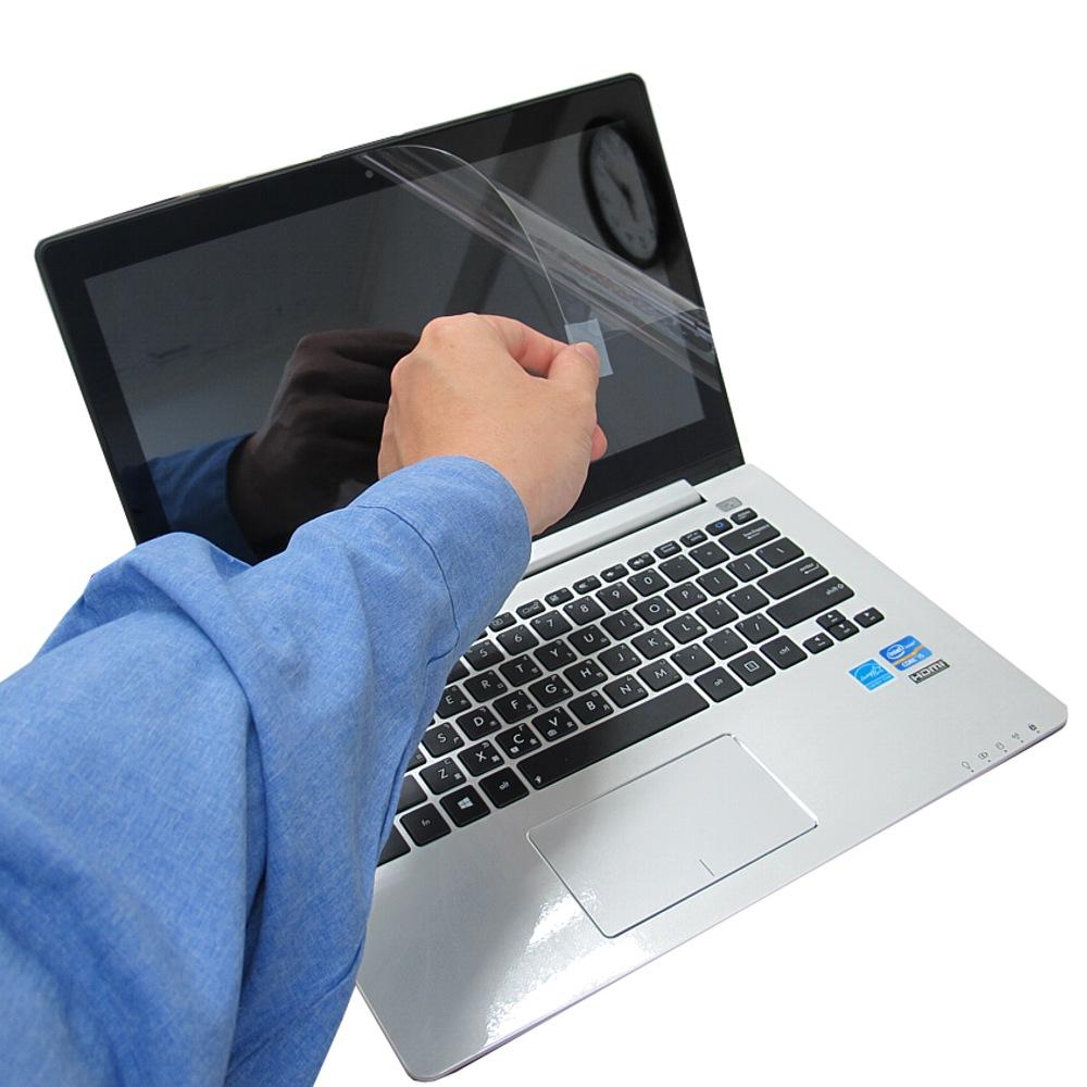 EZstick ASUS S301 S301LP 亮面防藍光螢幕貼