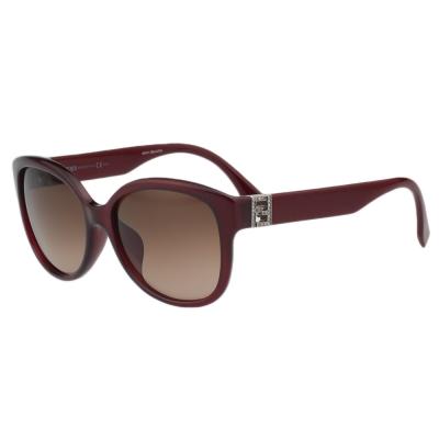 FENDI 時尚太陽眼鏡 (紅色)FF0069FS