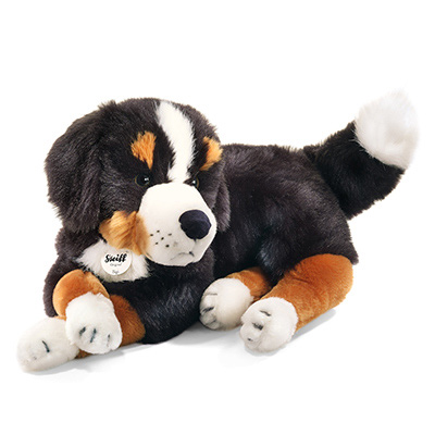 STEIFF德國金耳釦泰迪熊 - 寵物樂園 Mountain Dog ( 45 cm)