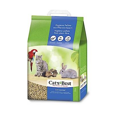 CAT S BEST 德國凱優木屑粗砂11kg(藍標-20L)