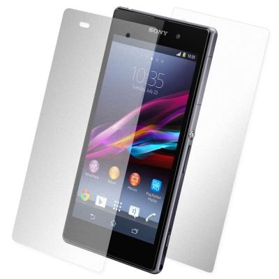 Sony Xperia Z1 C6902 L39H 霧面防刮螢幕貼+機身貼