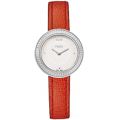 FENDI MY WAY獨特魅力時尚腕錶/小碼/F350024073