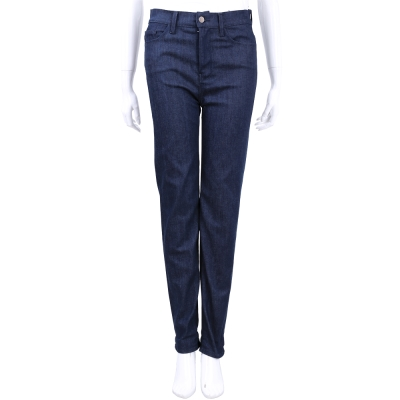 GIAMBATTISTA VALLI 藍色直筒牛仔褲