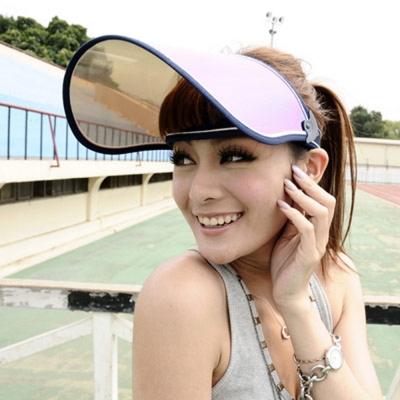 Aimee-Toff-新款七彩渡膜-抗UV400美容面罩-深藍