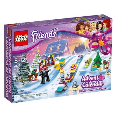 LEGO樂高 Friends系列 41326 驚喜月曆 Advent Calendar
