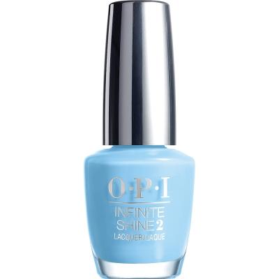 OPI 如膠似漆閃耀系列.藍色棉花糖(ISL18)