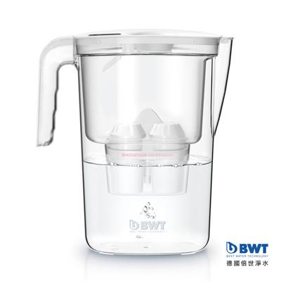 BWT德國倍世Yara 2.6L 鎂離子健康濾水壺+鎂離子濾芯*1