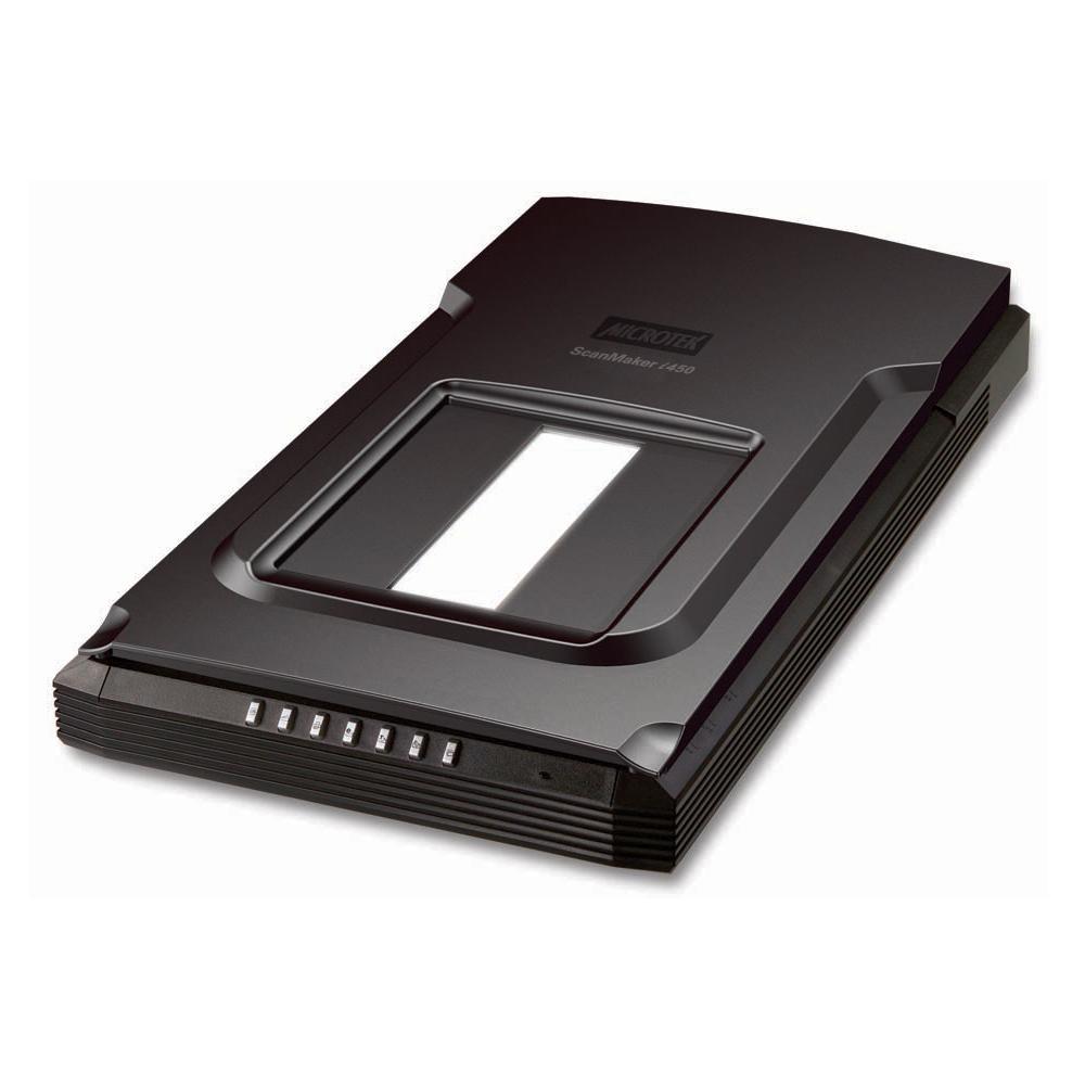 全友 ScanMaker i450 高解析雙短邊距掃描器