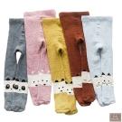 Baby unicorn 加厚動物系列雪尼爾內搭褲襪