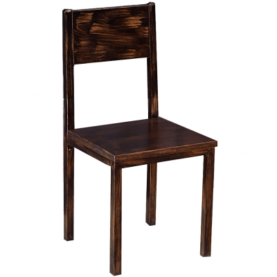 AT HOME - 索爾仿舊餐椅 38x41x85cm
