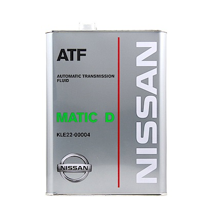 日本原裝 NISSAN ATF MATIC D 自動變速箱油