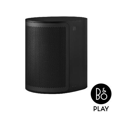 B&O PLAY M3音響(鋁柵面罩 尊爵黑) 空間 隨音樂旅行