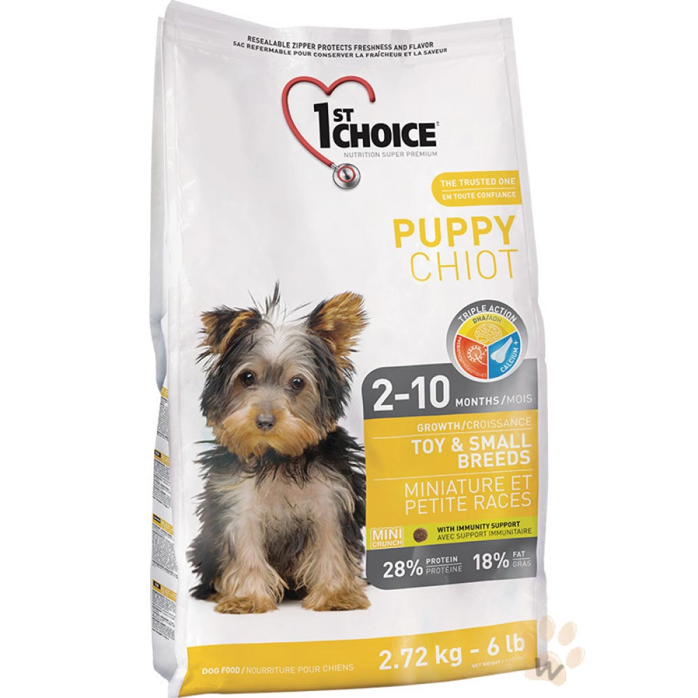 瑪丁 第一優鮮犬糧 小型幼犬-雞肉配方2.72kg