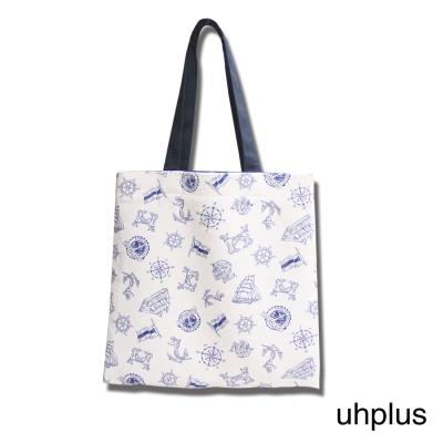 uhplus 散步手袋 –航海計畫(白)