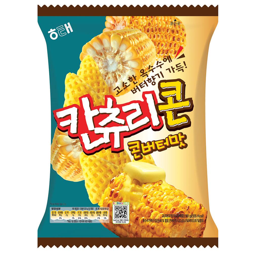海太 玉米脆角-奶油玉米口味(90g)