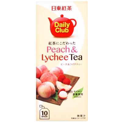 日東紅茶 Daily水果茶-水蜜桃荔枝風味(20g)
